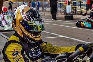 Checkered Motorsports-SKUSA SpringNationals