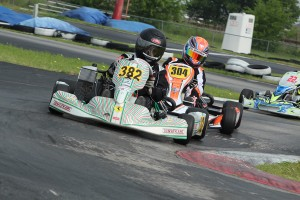 Brett Mitchell kicked off the year with a sweep of Round One in Rotax Senior (Photo: DreamsCapturedPhoto.net)