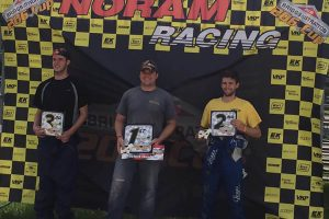 206 Senior Heavy Sunday podium