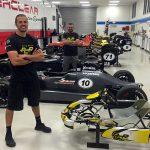 Checkered Motorsports-Swan