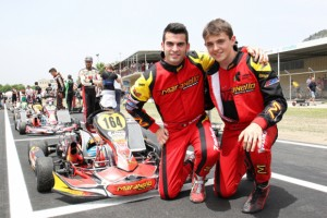 Marco Zanchetta and Tommaso Mosca