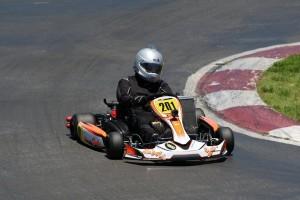 Ryan Lynch - Kart