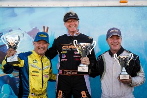 S4 Super Master drivers continue having a blast at California PKC as Darrell Tunnell took the P1 position (Photo: DromoPhotos.com)