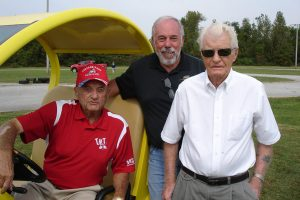 Gus with Don Freber and Reggie Fulks