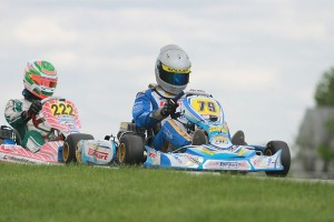Dakota Pesek holds the championship lead in Yamaha Pro (Photo: EKN)