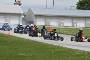 Vintage Karting Association-New Castle