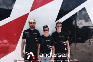 Andersen Racing Team-Ramirez