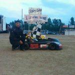 Ed Crozier - First Time Senior Fun Feature Winner