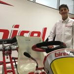 Michael d'Orlando birel Art Factory