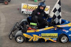 Nigel Pendykoski's 5th win was for his Dad