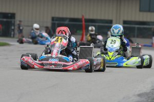 Braden Eves is riding the momentum into the SummerNationals (Photo: EKN)