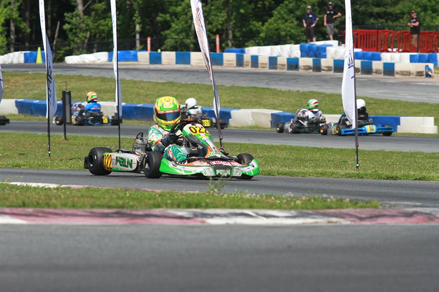 EKN Trackside: 2016 United States Pro Kart Series – GoPro