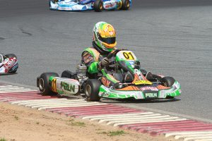 Brandon Lemke notched a second IAME Pro victory on the weekend, taking home $3,500 in the category (Photo: EKN)
