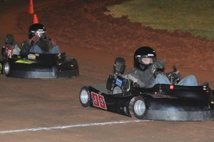 Junior racers battle at Capital City Raceway