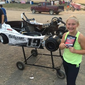 The Novice 2 main event went to Hana Rothwell