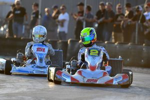 Jake Craig scored a second Pro Show victory in X30 Pro (Photo: McDonell Media)