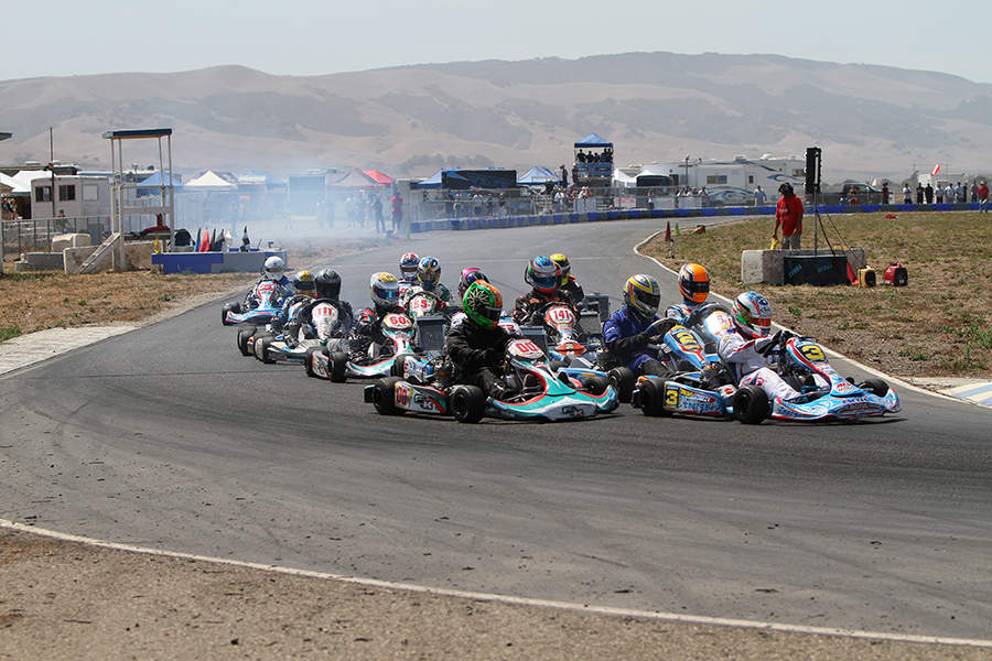 The California ProKart Challenge returns to the Santa Maria Kart Track for the first time since 2012 (Photo: DromoPhotos.com)