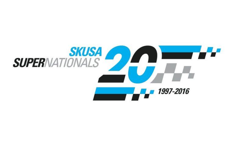 SKUSA SuperNats 20 logo