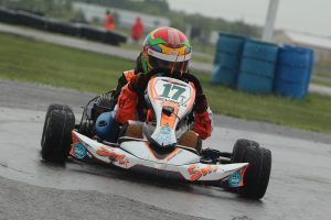 Caiden Mitchell ended the season where it began, at the front of the Mini Swift field (Photo: DreamsCapturedPhoto.net)