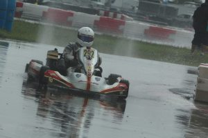 Rotax Junior was dominated by Maxwell Waithman (Photo: DreamsCapturedPhoto.net)