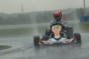 Nathan Adds was the driver to beat all weekend in X30 Senior (Photo: DreamsCapturedPhoto.net)