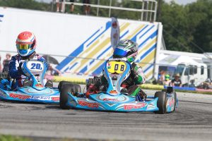 Pauly Massimino leads both Junior divisions heading into Pittsburgh (Photo: EKN)