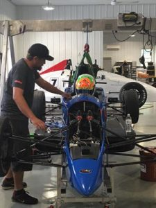 Lemke tested a F1600 this week at VIR