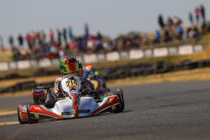 Dylan Tavella scored his third US Rotax Grand National title last weekend