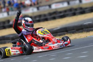 Nathan Mauel was victorious in the DD2 Masters class in Sonoma