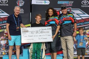 Trey Brown was the SOLGP Scholarship winner for the 2016 racing season. (Photo: Dromophotos.com)