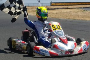 Craig earned his second US Rotax Grand Nationals title (Photo: Jake Craig Racing)