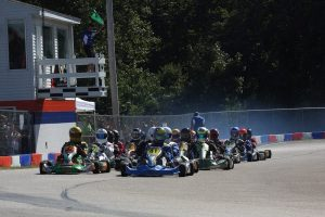 The Route 66 Sprint Series heads to Springfield, Illinois to wrap up the 2016 championship chase (Photo: Kathy Churchill - Route66kartracing.com)