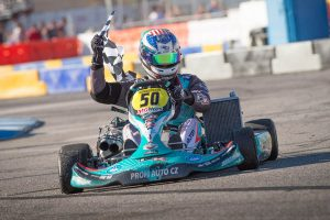 Superkarts! USA is offering a $20,000 first place prize to any former SuperNationals winner who can repeat his victory in the same premier class (Photo: On Track Promotions - otp.ca)