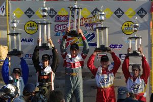 Former ICC, KZ and SuperPro drivers are among those included in the former winner list, such as 2003 winner Wesley Boswell (Photo: On Track Promotions - otp.ca)