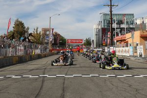 The California ProKart Challenge returns to the Streets of Lancaster Grand Prix to close out the 2016 season (Photo: DromoPhotos.com)