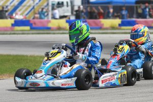 Madison Campeau is the driver to beat in the Yamaha Sportsman title chase (Photo: EKN)