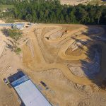 The SpeedsportZ rental kart track is ready for paving (Photo: SpeedsportZ Racing Park)