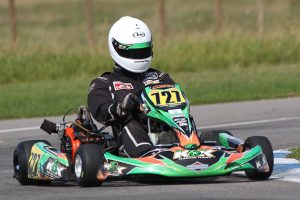 Skylar Dunning finished as the top driver in the 2016 Briggs Weekly Racing Series program