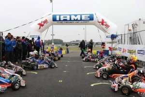 (Photo: IAME International Final)