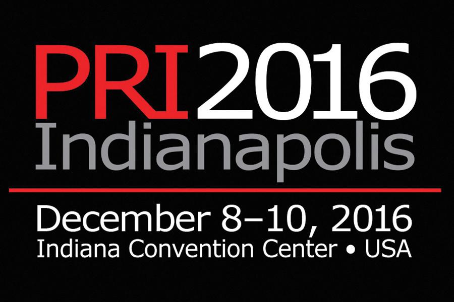 PRI Trade Show 2016 logo