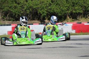 Team TKG provides programs for all age levels to support your goal of racing at the front of the field
