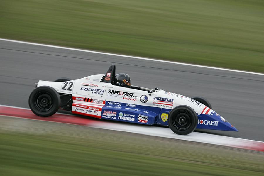 Kyle Kirkwood (Photo: Jack Mitchell/JAM Motorsport Photography)