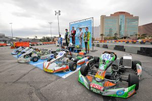 Podiums followed each main event on SuperSunday (Photo: On Track Promotions - otp.ca)
