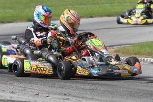 Harry Gottsacker could be one to contend for the SuperNats podium (Photo: EKN)