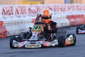 Defending race winner Jimmy McNeil is looking for a record-tying fourth SuperNats victory (Photo: On Track Promotions - otp.ca)