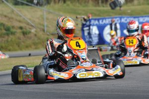 World Champion Paolo de Conto is looking to become anther multi-time SuperNationals winner (Photo: CIKFIA.com)