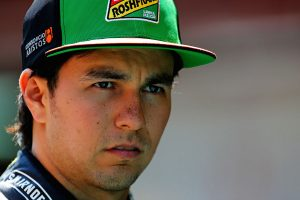 Formula One driver Sergio Perez will be a fan favorite in his KZ debut