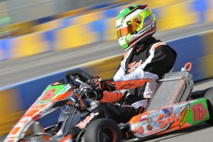 Jake French has established himself as the driver to beat in S1 (Photo: On Track Promotions - otp.ca)
