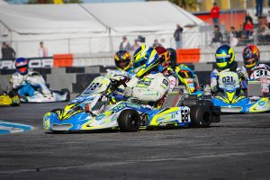 Aussie Kris Walton will lead the X30 Master field to the green flag (Photo: On Track Promotions - otp.ca)
