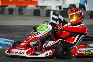 It was a dominant performance for Mathias Ramirez in S2 (Photo: On Track Promotions - otp.ca)